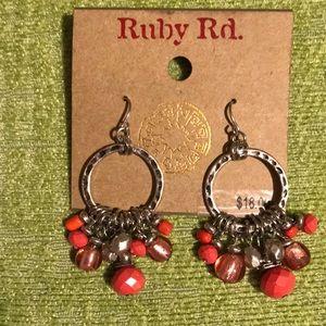 Ruby Rd. Earrings